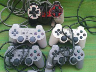 PS1 mandos piezas