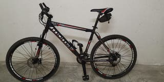 bicicleta marca Moma Gtt 3.0