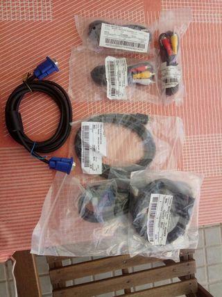 CABLES HDMI, (MINIJACK_RCA), CABLES MONITO
