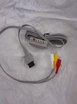 Cable RCA Wii