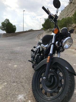 Moto Keeway Superlight 125cc