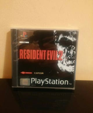 Resident Evil 2 PS1 PlayStation PSX