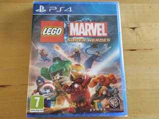 PS4 - Lego Marvel Super Héroes (precintado)