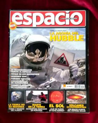 N° 1 de ESPACIO, La Revista del Universo