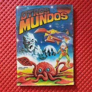 Otros Mundos - Álbum cromos 1984 - COMPLETO