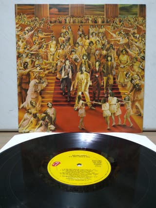 The Rolling Stones - It's Only Rock & Roll 1974 ES