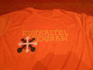 camiseta euskaltel talla xl euskadi
