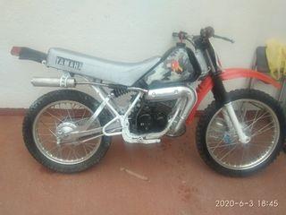 Yamaha DT 80 aire 2t.