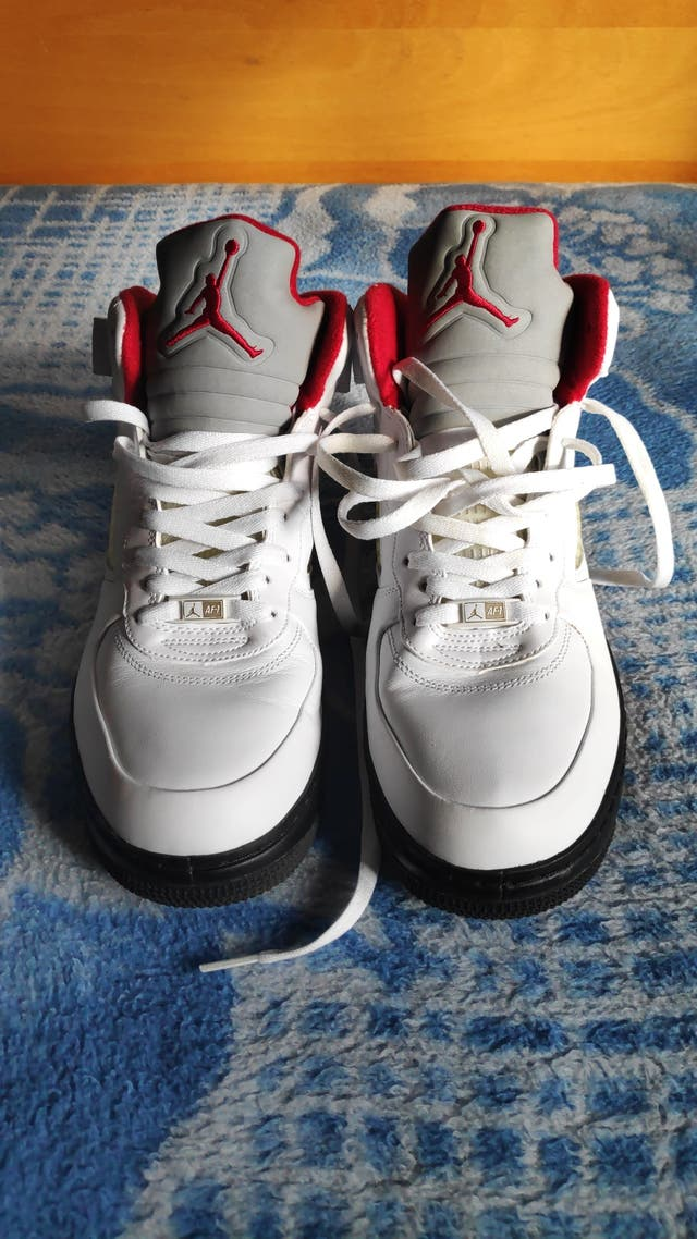 Nike Air Jordan Fusion 5 (AJF 5). EU45 - US11