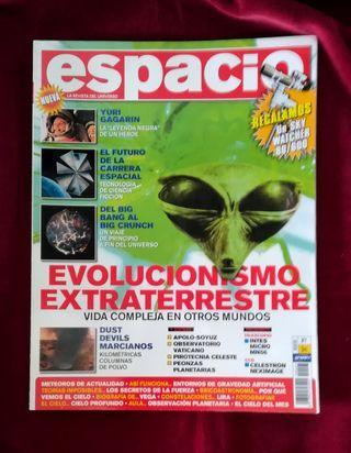n7.. ESPACIO, La Revista del Universo