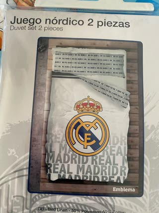 Funda nórdica 90 REAL MADRID (producto oficial)