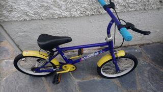 Bicicleta 5 a 7 años