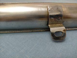 Vespino tubo de escape
