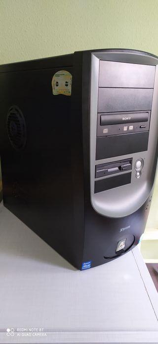 ordenador/cpu Pentium D 2.8 ghz