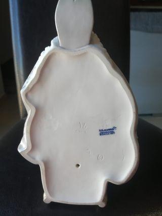 Figura de Lladró costurera