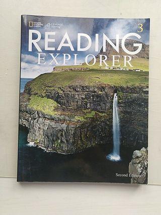 libro inglés Reading Explorer