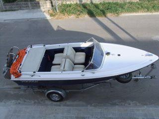 lancha summy 18 vega 174cv barco volvo penta 5,50m