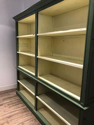 Mueble librería estantería