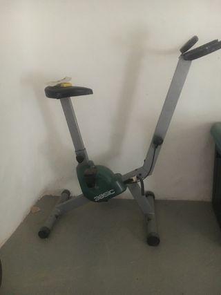 Bicicleta estática basic