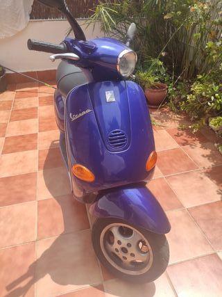 Moto Piaggio ET2 50cc
