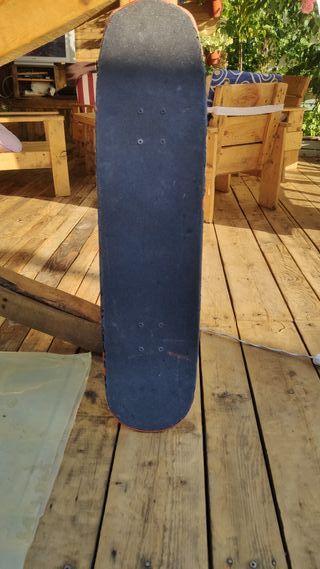 monopatín cruzade skateboard
