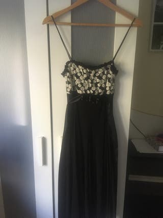 Vestido Invitada negro