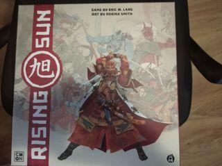 Rising Sun Ed. Ks + Monster, Kami, Daimyo