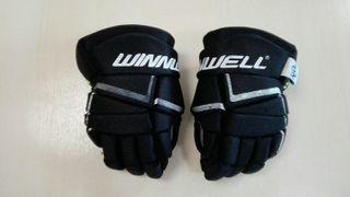 "Guantes Hockey Winnwell 10"""