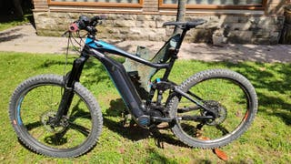 Bicicleta electrica L Giant full e+ pro ebike mtb