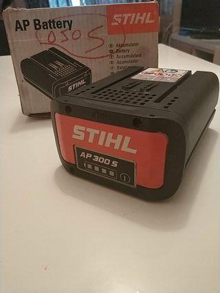 Batería STIHL NUEVA.
