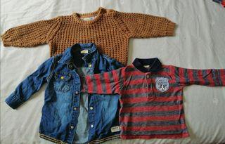 pack ropa niño