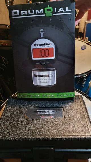 Afinador Drum dial