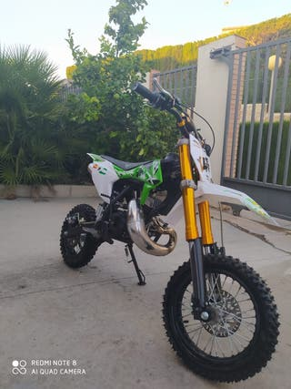 motocross de 49cc automatica