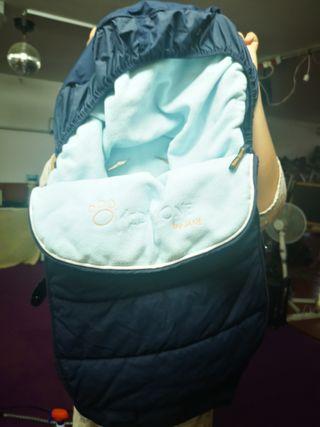 Saco silla paseo bebé