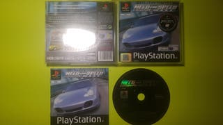 Need for Speed Porsche 2000 (PS1)