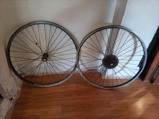 """Set ruedas 26"""""""