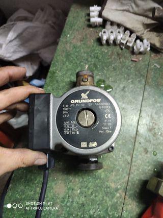 bomba calefaccion