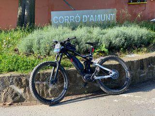 Bicicleta eléctrica BRINKE XFR+