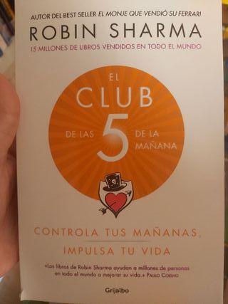 EL CLUB DE LAS CINCO DE LA MAÑANA