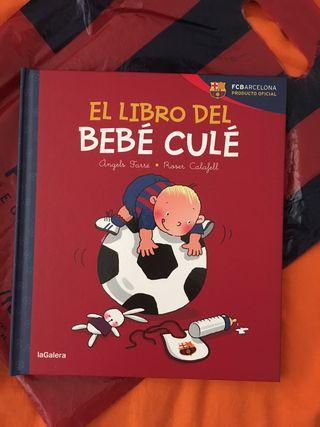 El libro del bebé culé (NUEVO)