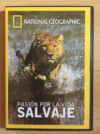 DVD documental National Geographic