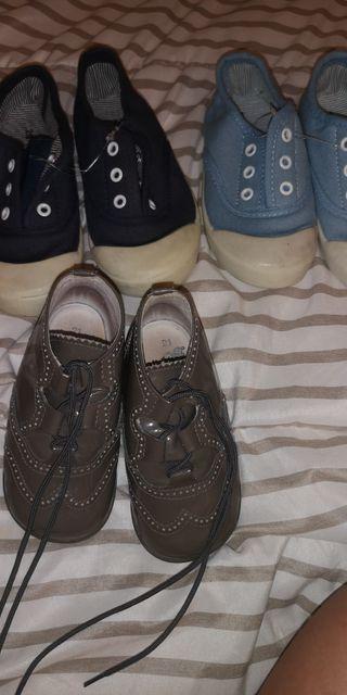 zapatillas niño