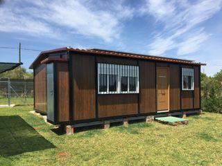 Casa prefabricada modular 48 m
