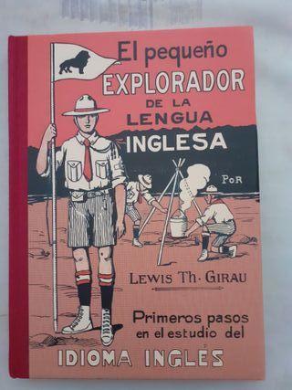 el pequeño explorador de la lengua inglesa