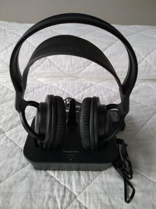 Auriculares inhalambricos Panasonic RP-wf830T