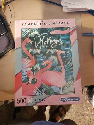 Oferta: Nuevo puzzle 500 piezas