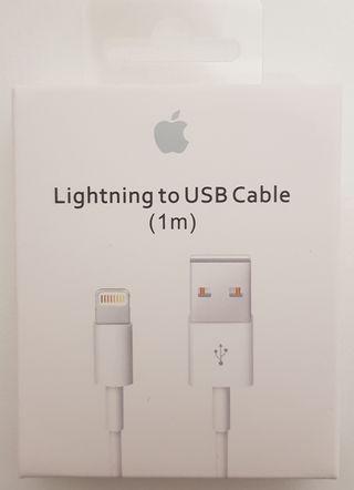 Cable Apple USB Lightning (1 m)