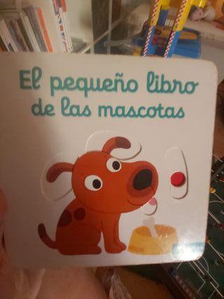 EL PEQUEÑO LIBRO DE LAS MASCOTAS