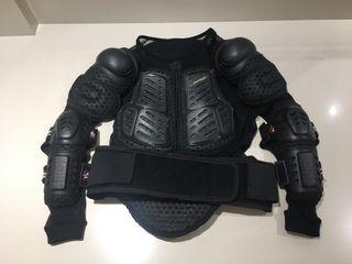 Protecciones moto para niño HEBO