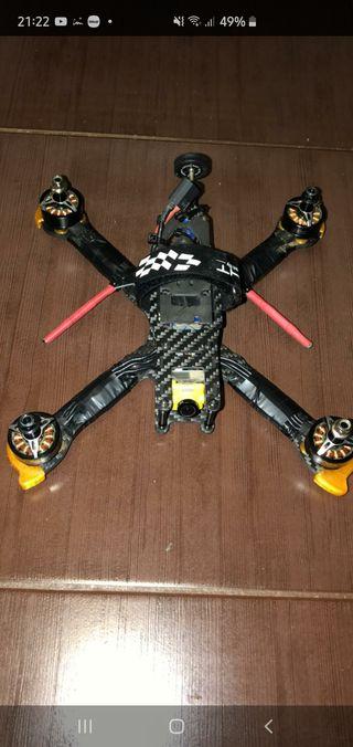 drone carreras iflight xl5